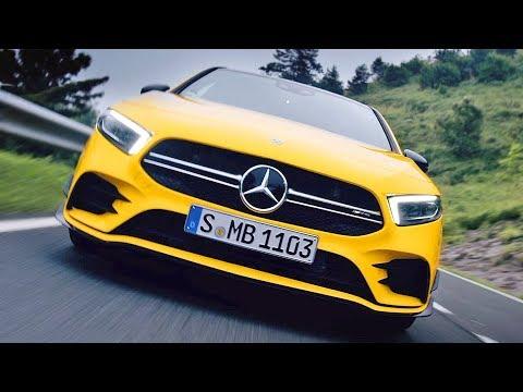 Mercedes A 35 AMG (2019) Trailer