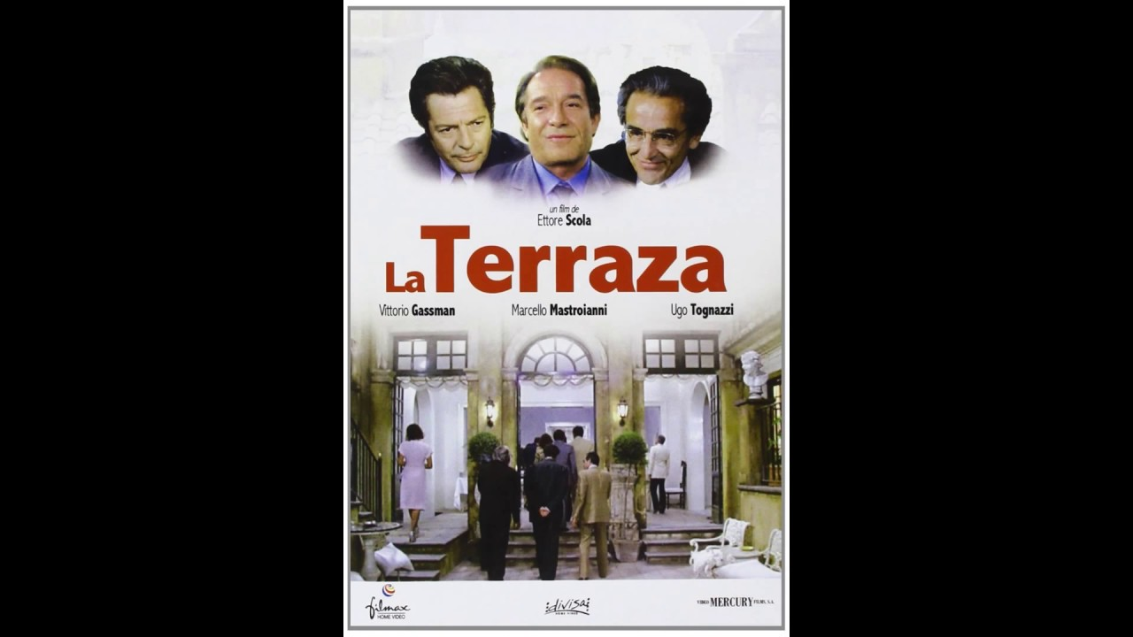 The Terrace -- La Terrazza -- 1980 Subtitles Download - YouTube
