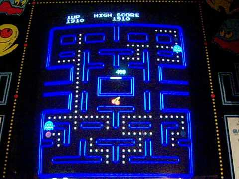 Original Pac Man