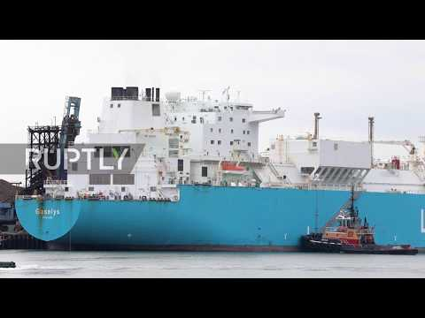 USA: Tanker with Russian gas finally arrives in Boston
