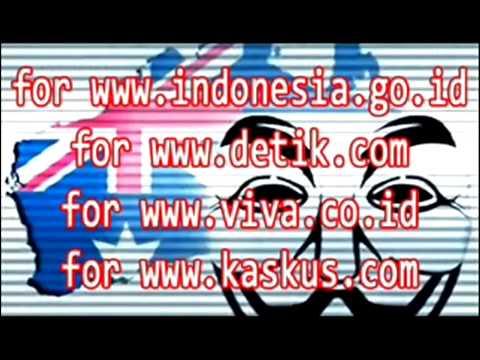 [[-PERANG HACKER-]] Ancaman Hacker Australia Untuk Indonesia
