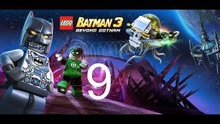 LEGO Batman 3 Beyond Gotham Прохождение игры на русском Часть 9 Большой куш