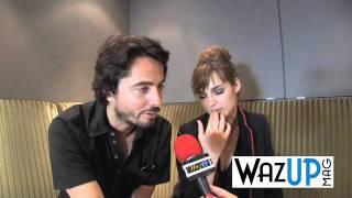 Interview de Louise Bourgoin et Rémi Bezançon - WAZUP MAG