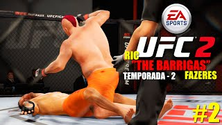 "EA SPORTS UFC 2 | T.2#2 | RIC ""THE HAMMERFIST"""
