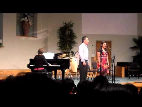 The Prayer - Dolores Santos and Kevin Inafuku