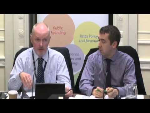 Martin McGuinness' NAMA evidence