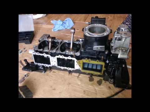 Rebuilding Engine of Yamaha 1200 XL WaveRunner Jet Ski