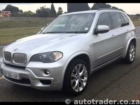 2009 BMW X5 30sd M Sport 5dr Auto For Sale On Trader South Africa