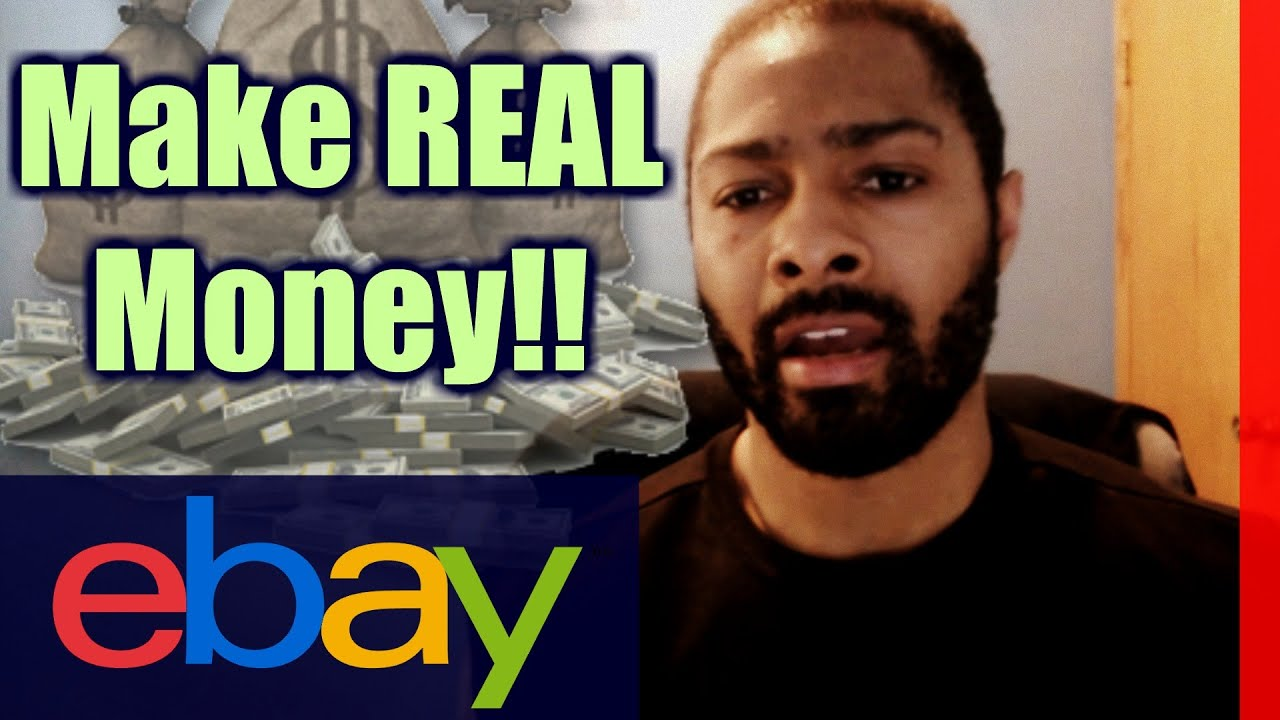 eBay Selling For Beginners REVEALED!! How To Make REAL Money Selling On eBay?