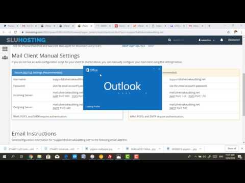 How to create email accounts outlook 365 pop imap - Create account in office 365 ...