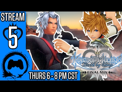 Kingdom Hearts: Birth by Sleep Part 5 - Stream Four Star