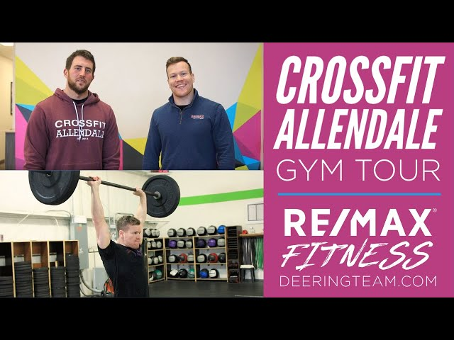 CrossFit Allendale   Gym Tour   Kevin Ahrens