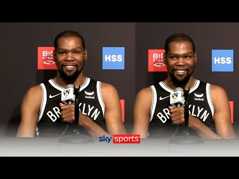'Why do people call you KD?' 😂 | David Letterman crashes Kevin Durant interview