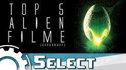 Die 5 besten Alien Filme
