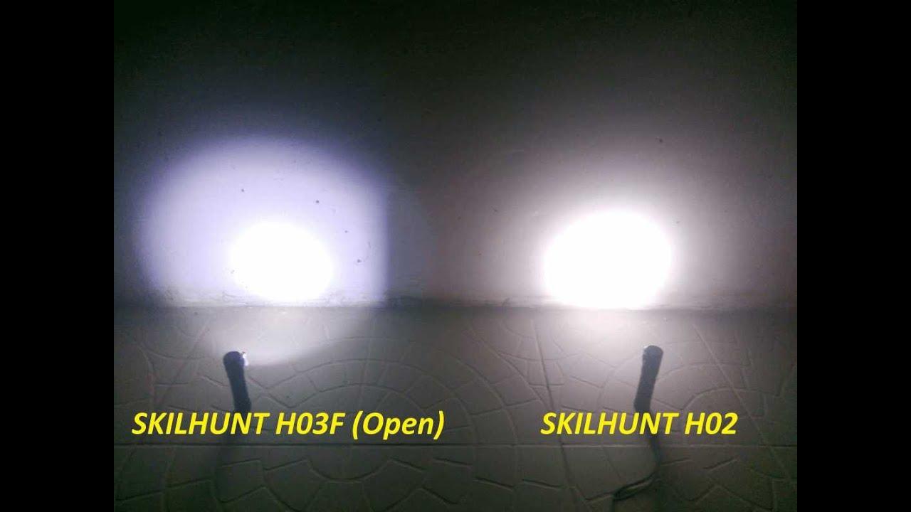 Olight H1R Nova - универсальный фонарь для различных задач - YouTube