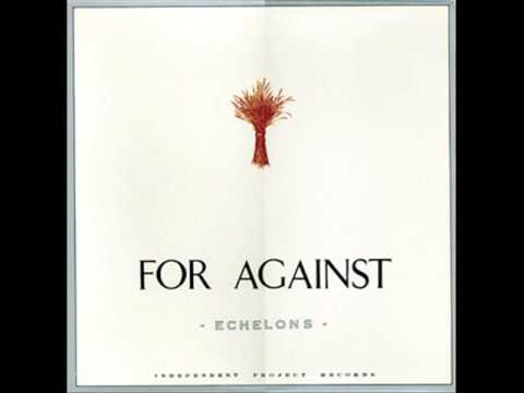 For Against - Get on with it