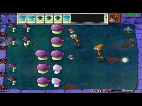 Plants Vs. Zombies HD - Level 2-10