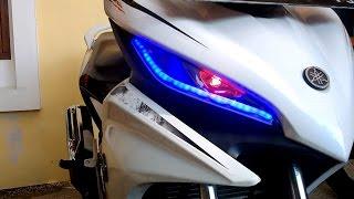 Variasi Simpel Lampu LED MX