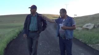 Malatya Arapgir Taşdelen Mahallesi Muhtarı Ayhan Çoban, Ahmet Çakır'a Teşekkür Etti