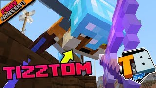 Tizztom Battle & Poor Mr. Onion | Truly Bedrock [1-44] | Minecraft Bedrock Edition SMP (MCPE / MCBE)
