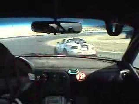 Altamont Raceway Spec Miata Race