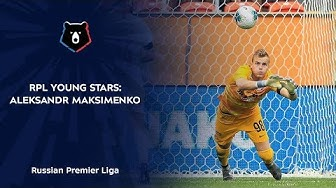 RPL Young Stars: Aleksandr Maksimenko