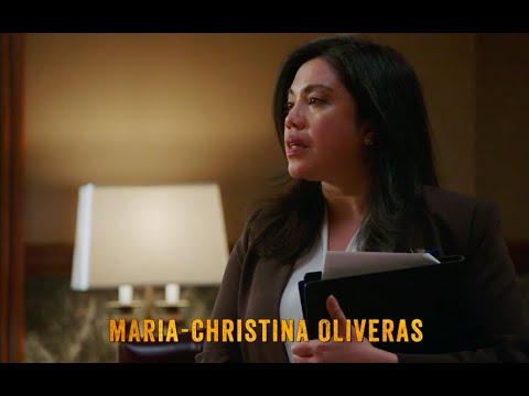 Download Maria-Christina Oliveras as Deputy Mayor Esme Reyes on NCIS:NOLA.