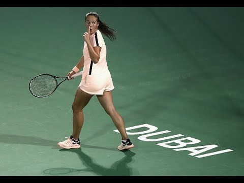 2018 Dubai Second Round | Johanna Konta vs. Daria Kasatkina | WTA Highlights