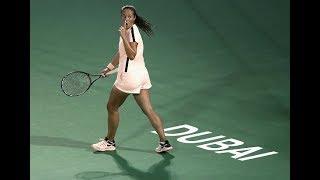 2018 Dubai Second Round | Johanna Konta vs. Daria Kasatkina | WTA Highlights