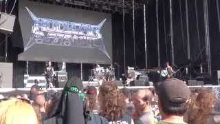 Nuclear Assault - BCN Metal Fest 2015 - Wake Up+When Freedom Dies