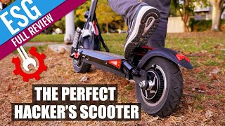 The Perfect Hacker's Scooter: Nanrobot D5+ Hands-on Review