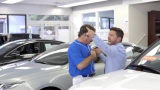 Jacob deGrom & Ford Lincoln of Queens Commercial Blooper Reel