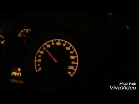 Opel Zafira 1.9 CDTI 101 HP Acceleration 0-100 Km/h