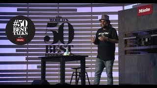 Gaggan Anand of Gaggan, Bangkok: Burning Bridges Across Asia #50BestTalks