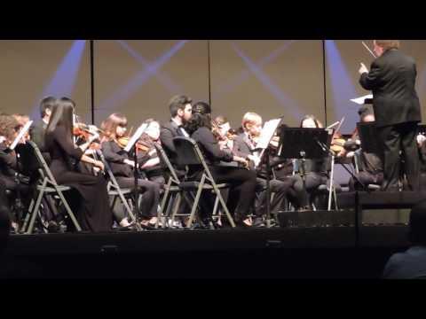 Carmen Symphony.................Georges Bizet/Jose Serebrier