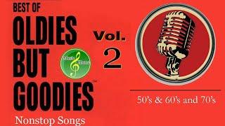 Non Stop Medley Oldies Songs - Oldies but Goodies Vol.2 ★★★