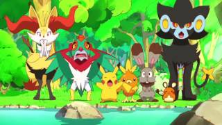 Pokémon XY Movie 18 Special Theme English Dub