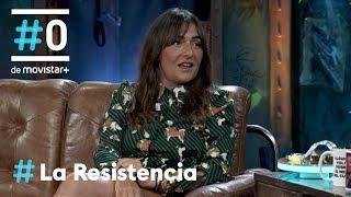 LA RESISTENCIA - Candela Peña por un tubo   #LaResistencia 03.10.2019