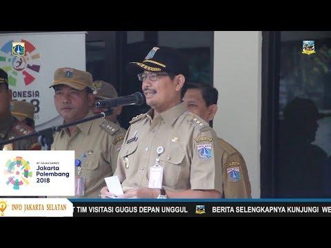 Apel Pengarahan Wali Kota Adm Jakarta Selatan kepada jajaran ASN di wilayah Kecamatan Cilandak Mp3