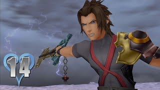 Kingdom Hearts: Birth By Sleep | He Fights For His Friends - Part 14