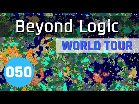 Beyond Logic #50: World Tour | Minecraft 1.13