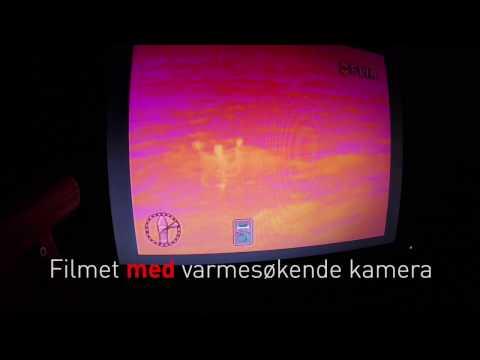 Redningsskøyta trenger varmesøkende kamera