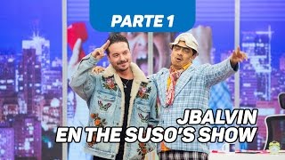 JBalvin en The Suso's Show - Caracol TV - Parte 1