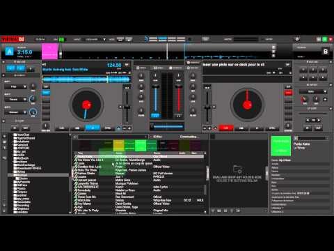 [FR] Présantion complète de Virtual DJ 8 + Téléchargement Gratuit