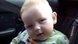 funny babies fallin asleep ((compilation))