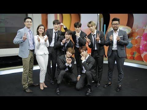 """6 หนุ่ม ASTRO จากแดนกิมจิ บินลัดฟ้าแจกความสดใส อ้อนแฟนชาวไทย """"คิดถึงออเจ้ามากๆ"""""""
