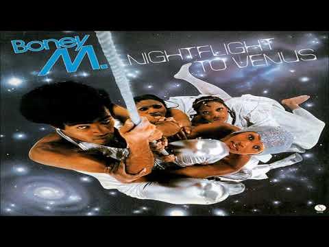 Boney M. Nightflight To Venus Full Album CD (1978) HQ -  Những bài hát hây nhất cũa Boney M