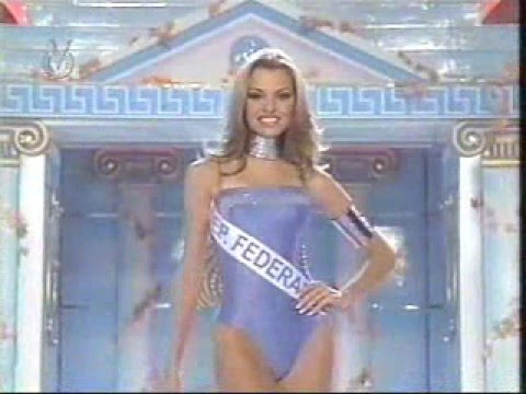 Miss Venezuela 1999 (Gala de la belleza)Premiacion