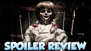 Annabelle Creation SPOILER Movie Review