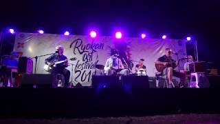 เพลง เพราะเธอ วงนั่งเล่น งาน Ryokan Art Festival 2018 เชียงราย | MaKaTurk (มากะเติร์ก)